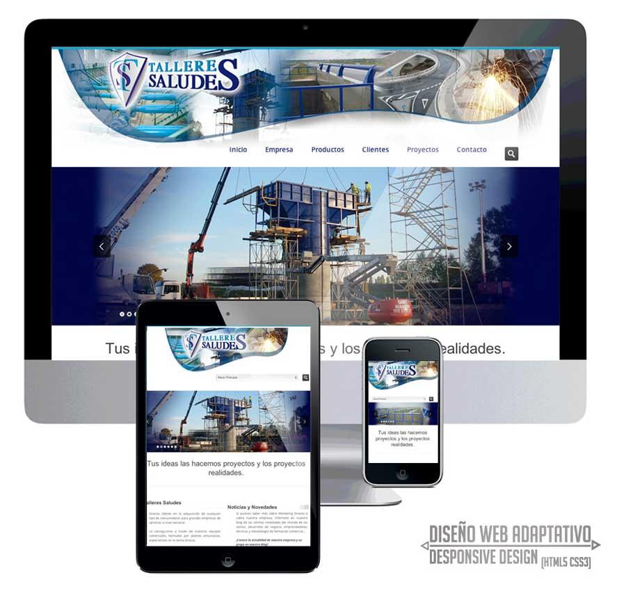 Diseño paginas web Zamora