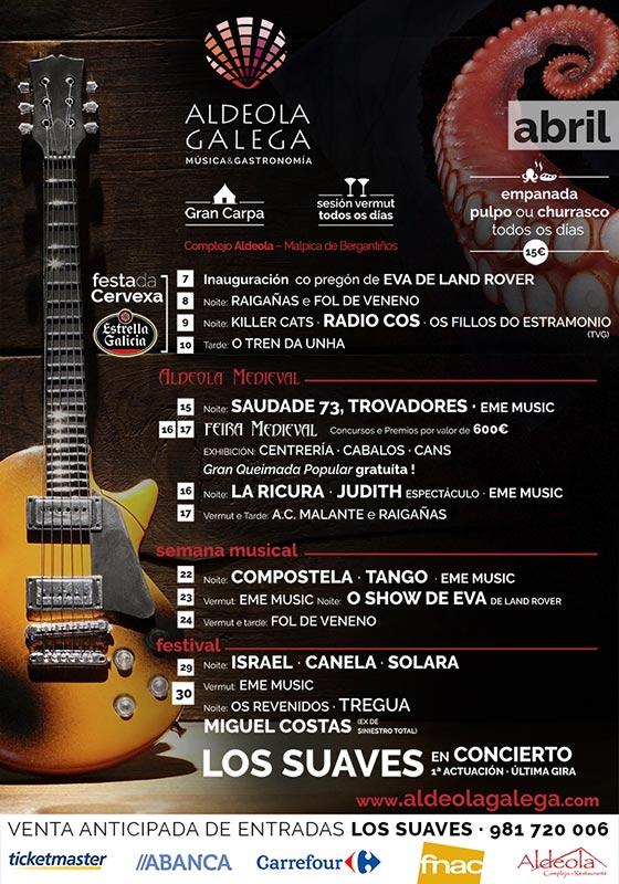 cartel festival de música