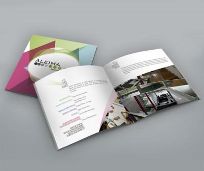 Diseño dossier para empresa