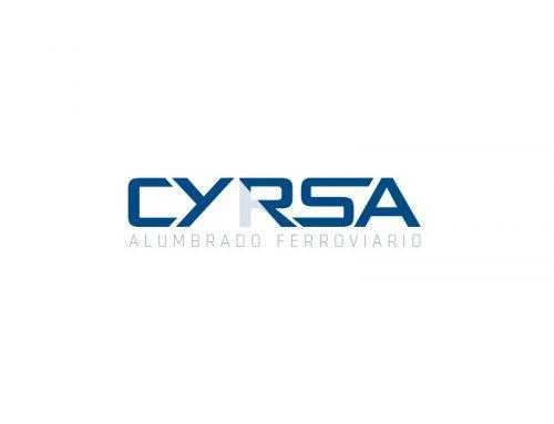Imagen corporativa para Cyrsa