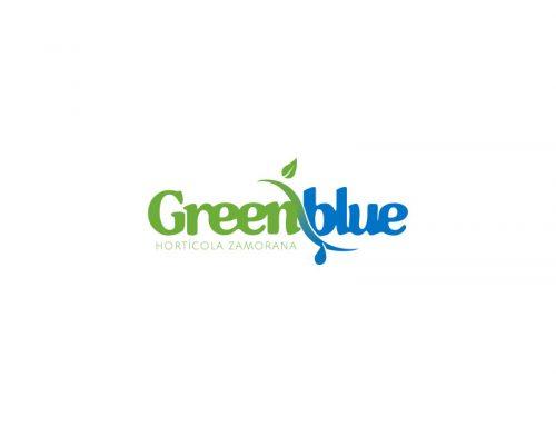 Diseño de imagen Corporativa para Green Blue