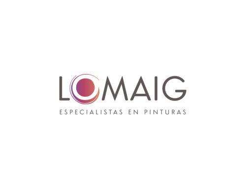 Diseño de imagen corporativa para Lomaig