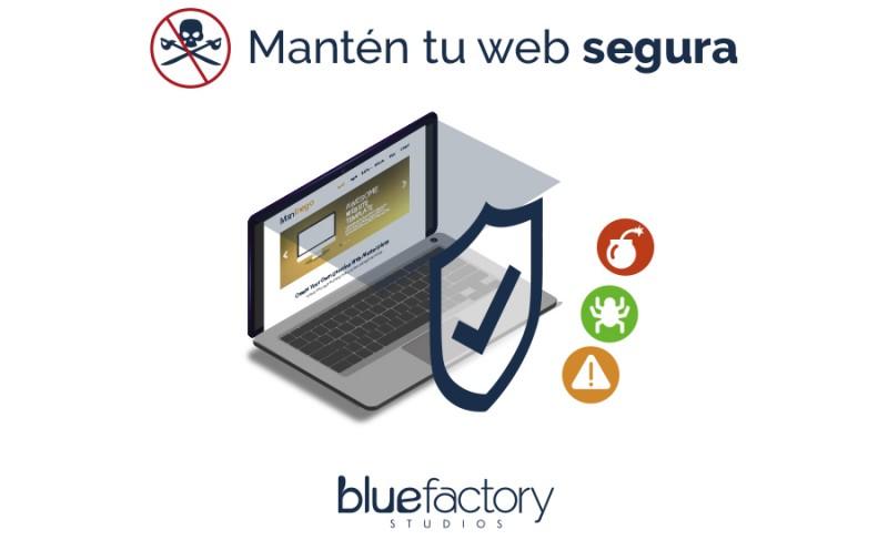 Página web segura
