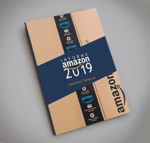 DiseÑo editorial informe Amazon