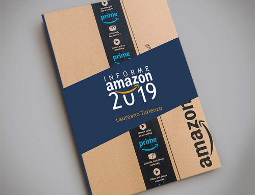 Diseño editorial Informe Amazon 2019