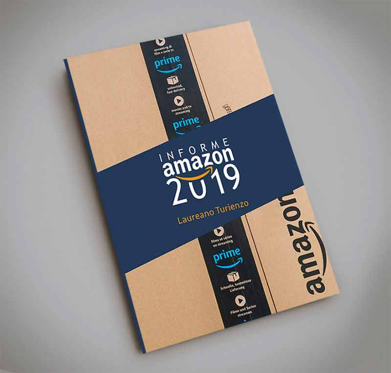 DiseÑo editorial informe Amazon
