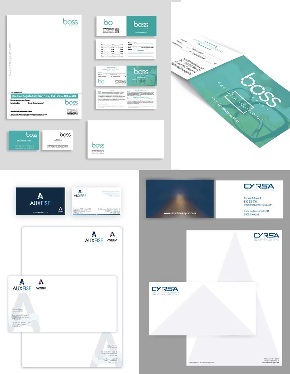 Diseño de imagen corporativa para empresas